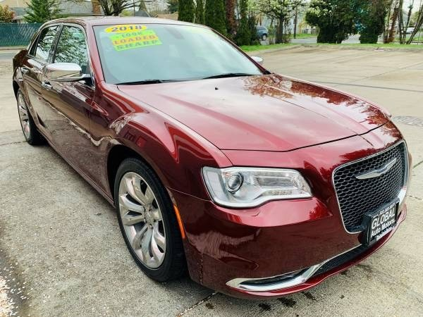 Chrysler 300 2018 price $20,900