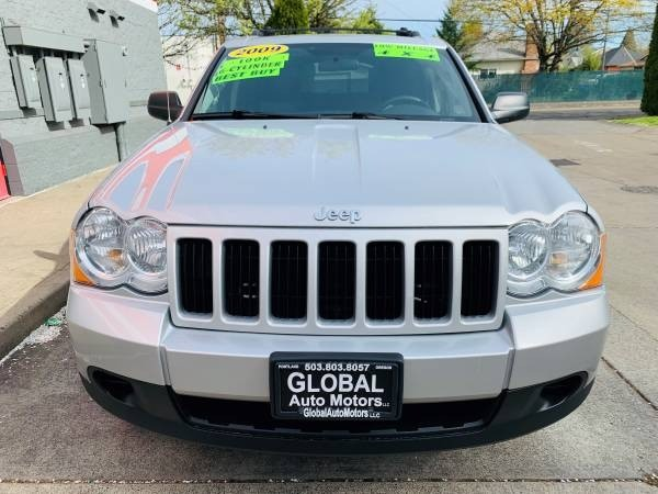 Jeep Grand Cherokee 2009 price $9,500