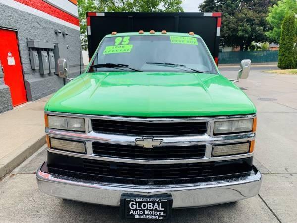 Chevrolet 3500 REG CAB 1995 price $15,900