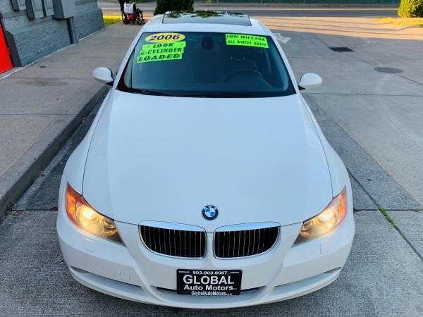 BMW 3-Series 2006 price $6,900