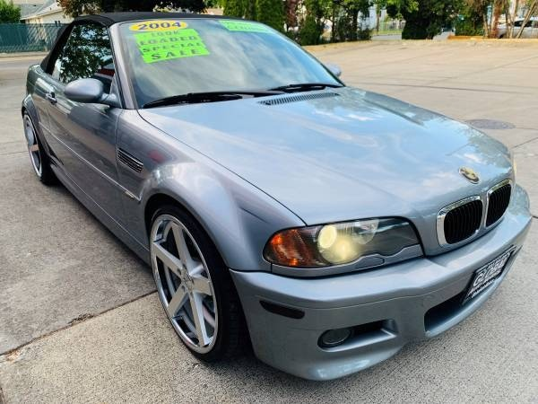 BMW 3-Series 2004 price $11,800