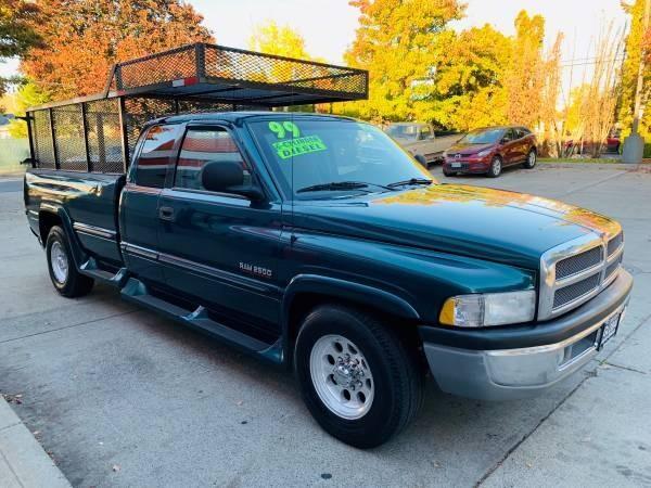 Dodge Ram 2500 1999 price $14,800