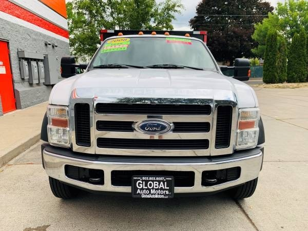 Ford Super Duty F-450 DRW 2008 price $34,900