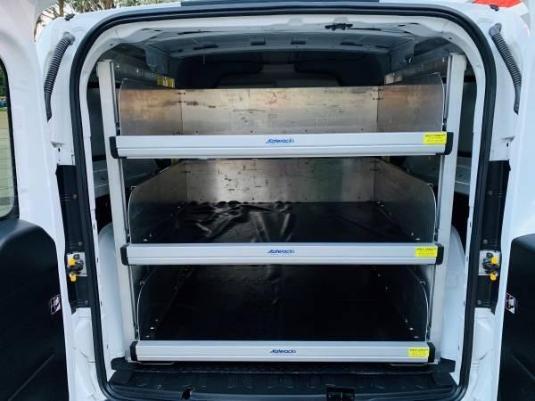 RAM ProMaster City Cargo Van 2015 price $14,900