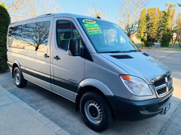 Dodge Sprinter Wagon 2007 price $14,900