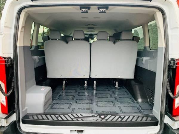 Ford Transit Wagon 2015 price $12,900