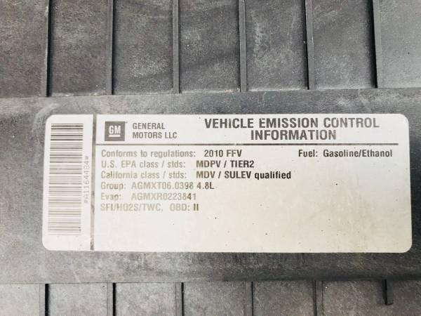 GMC Savana Cargo Van 2010 price $8,900