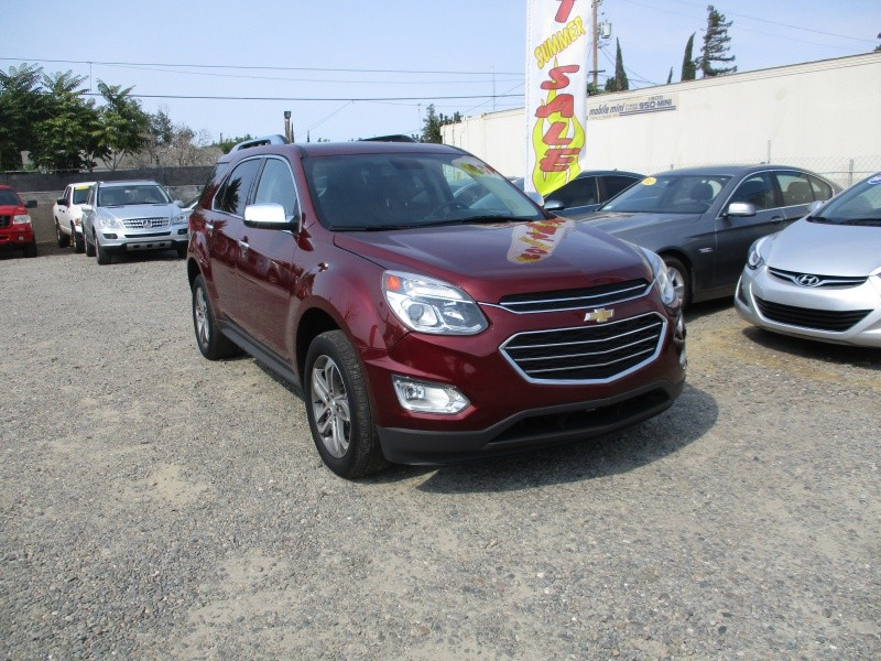 Chevrolet Equinox 2016 price $22,999