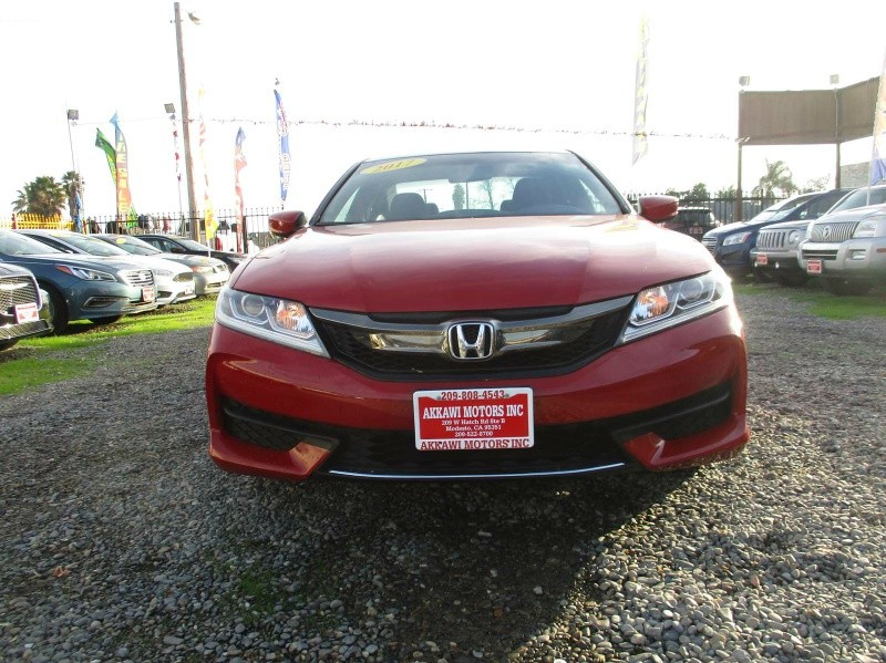 Honda Accord Coupe 2017 price $17,999