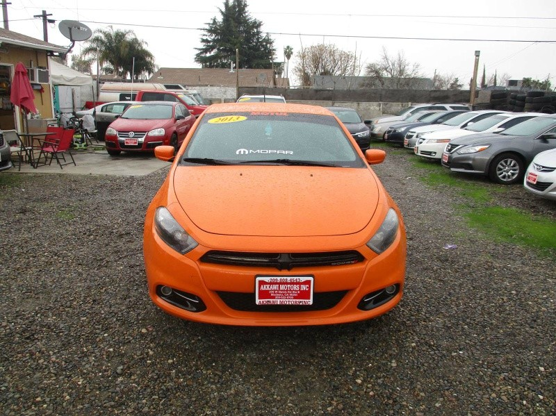 Dodge Dart 2013 price $8,499