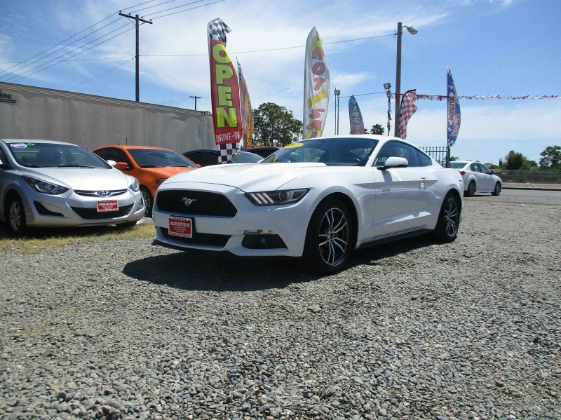 Ford Mustang 2017 price $21,399