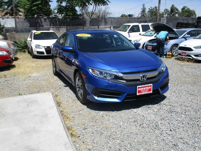 Honda Civic Sedan 2017 price $16,999