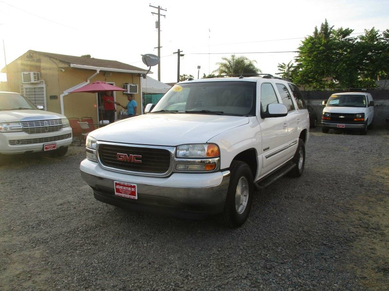 GMC Yukon 2005 price $4,499