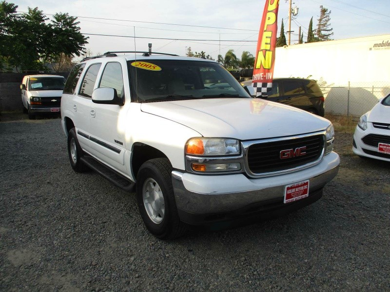 GMC Yukon 2005 price $4,999