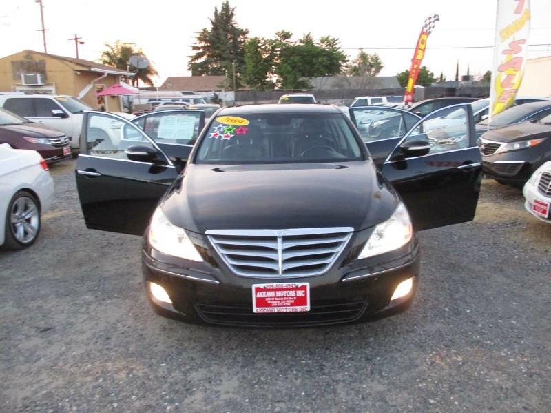 Hyundai Genesis 2009 price $8,699