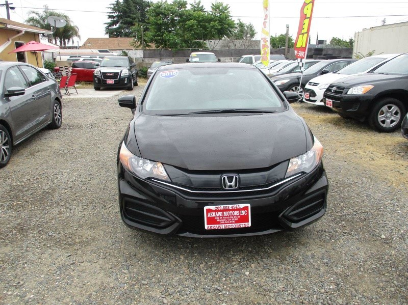 Honda Civic Coupe 2015 price $13,499