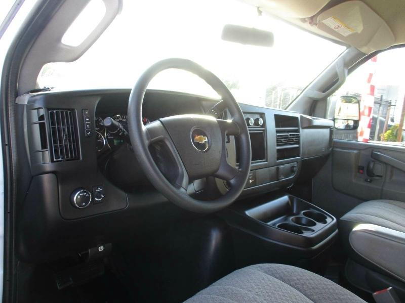 Chevrolet Express Cargo Van 2017 price $21,999
