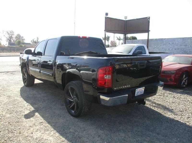 Chevrolet Silverado 1500 2010 price $11,999