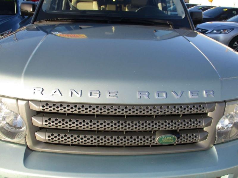 Land Rover Range Rover Sport 2008 price $8,499
