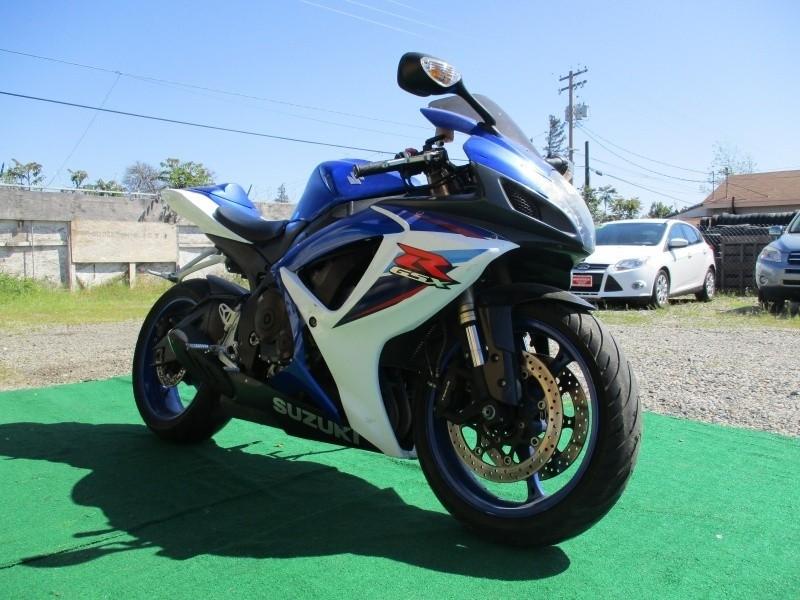 Suzuki GSX R600 2007 price $3,999