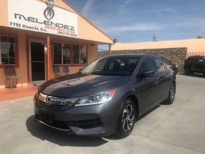 Honda Accord Sedan 2016