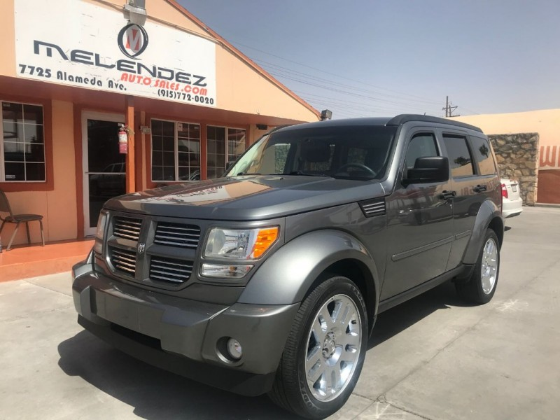 2011 dodge nitro 4wd 4dr heat inventory melendez auto sales inc auto dealership in el. Black Bedroom Furniture Sets. Home Design Ideas