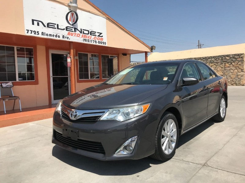 2012 Toyota Camry 4dr Sdn I4 Auto XLE - Inventory ...