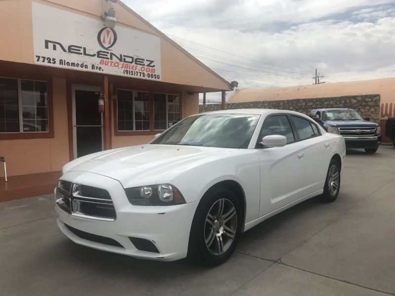 2013 Dodge Charger 4dr Sdn SE RWD - Inventory | Melendez auto sales ...