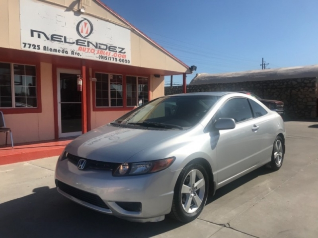 2006 Honda Civic Cpe