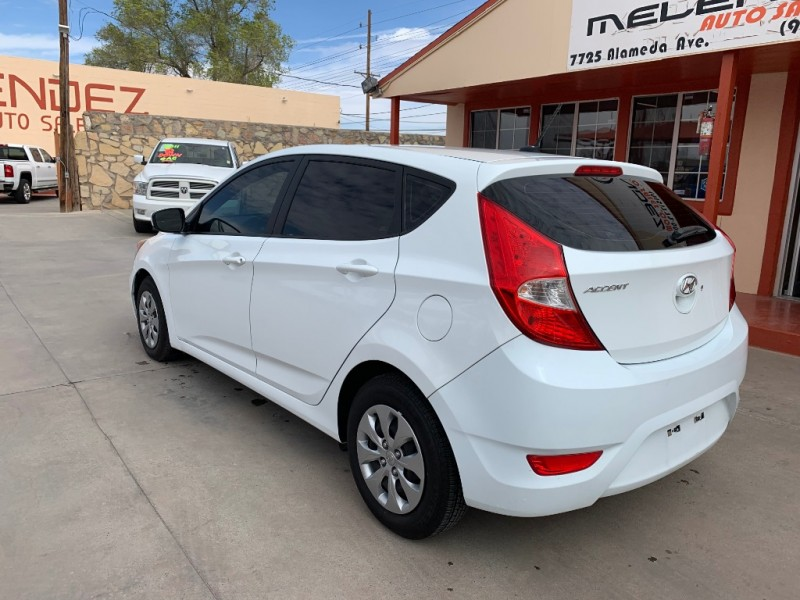 Hyundai Accent 2017 price $12,995