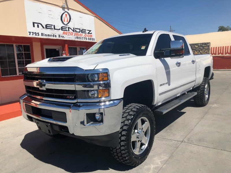 Chevrolet Silverado 2500HD 2018 price $59,995
