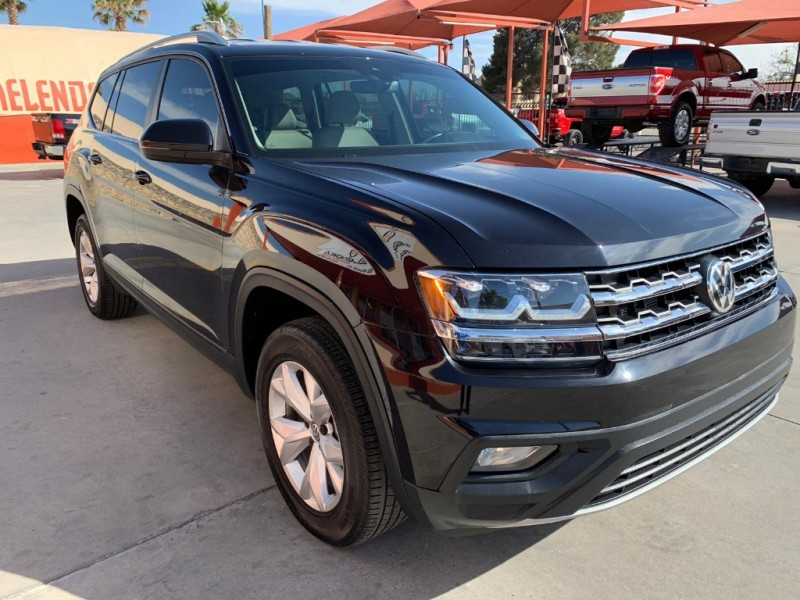 Volkswagen Atlas 2018 price $29,995