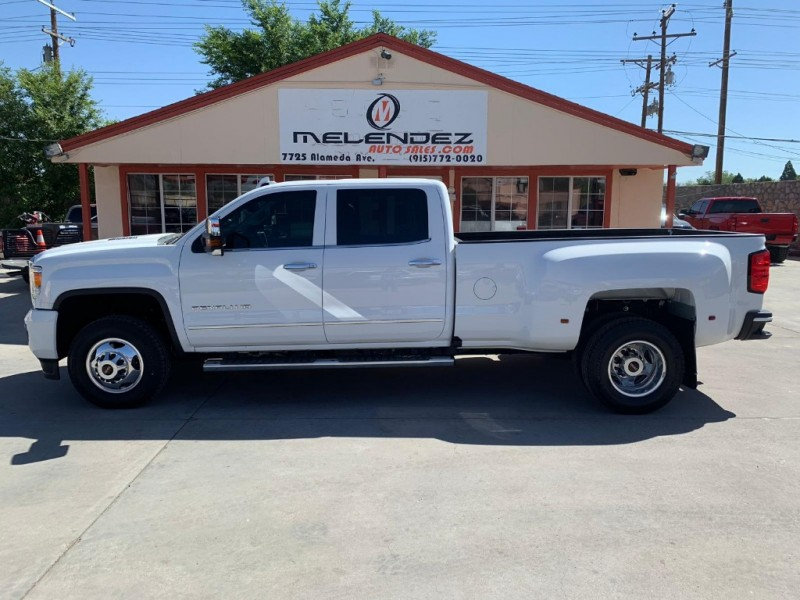 GMC Sierra 3500HD 2016 price $57,995