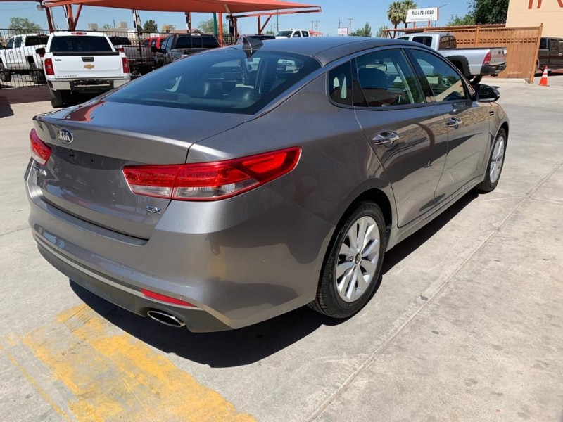 Kia Optima 2016 price $16,995