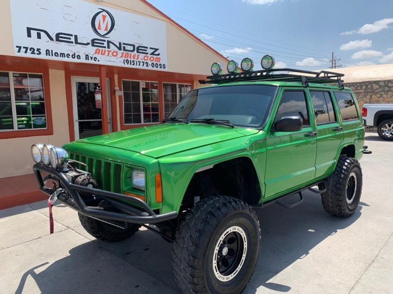 Jeep Cherokee 1999 price $10,995
