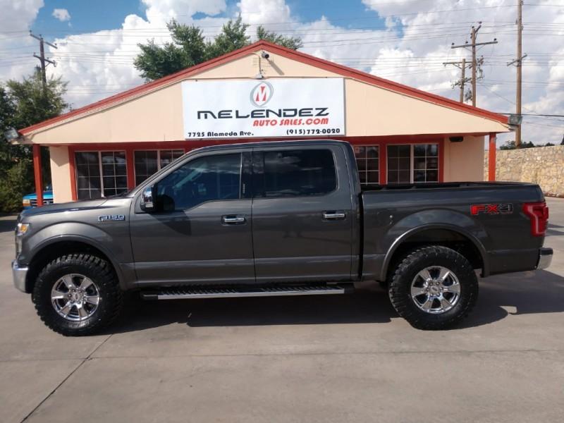 Melendez Auto Sales >> 2015 Ford F 150 4wd Supercrew 145 Lariat Melendez Auto Sales Inc