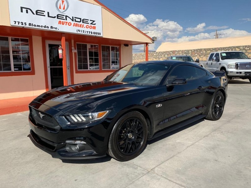 2015 Mustang Gt For Sale In El Paso Texas