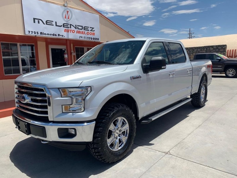Ford F150 2016 price $24,995