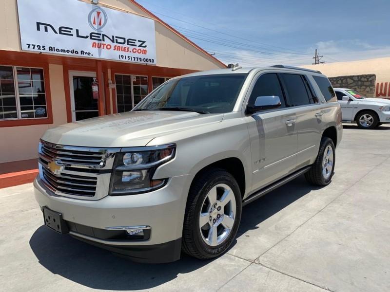 Melendez Auto Sales >> 2015 Chevrolet Tahoe 2wd 4dr Ltz