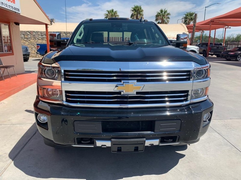 Chevrolet Silverado 3500HD 2016 price $51,995