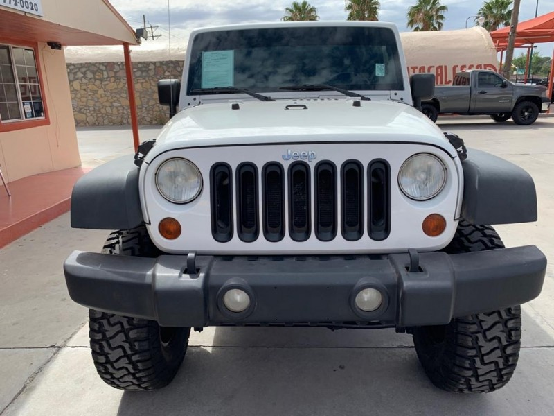 Jeep Wrangler Unlimited 2009 price $23,995