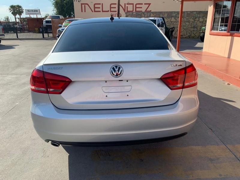 Volkswagen Passat 2015 price $16,995