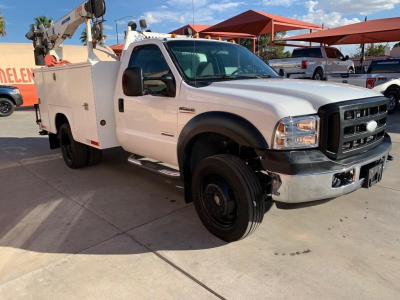 Ford Super Duty F-450 DRW 2006 price $23,995