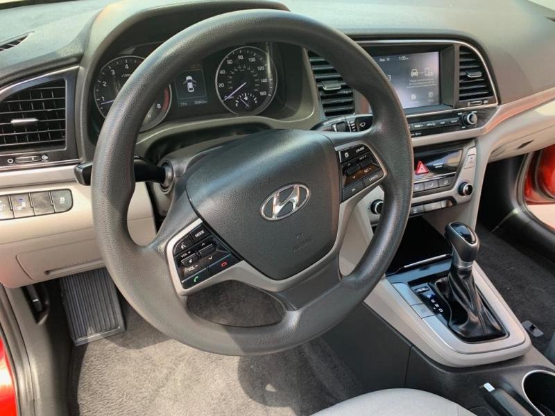 Hyundai Elantra 2018 price $15,995