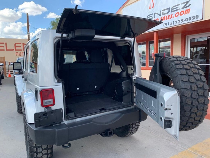 Jeep Wrangler Unlimited 2012 price $26,995