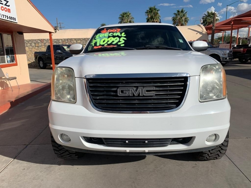 GMC Yukon XL 2007 price $10,995