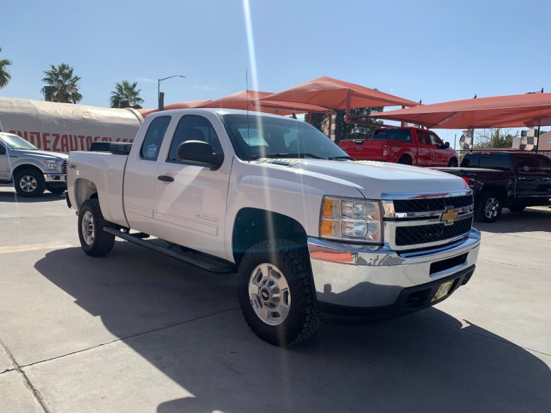 Chevrolet Silverado 2500HD 2012 price $13,995