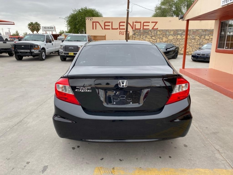 Honda Civic Sdn 2012 price $8,995