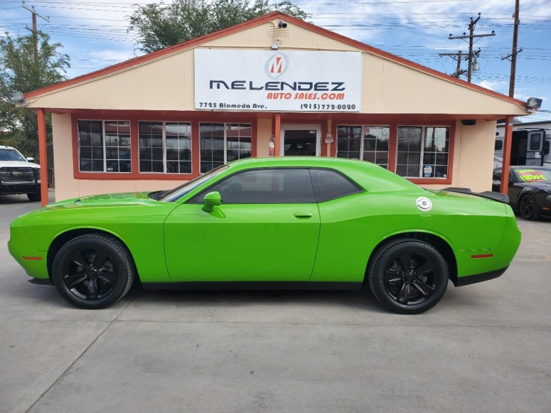 Dodge Challenger 2017 price $22,995