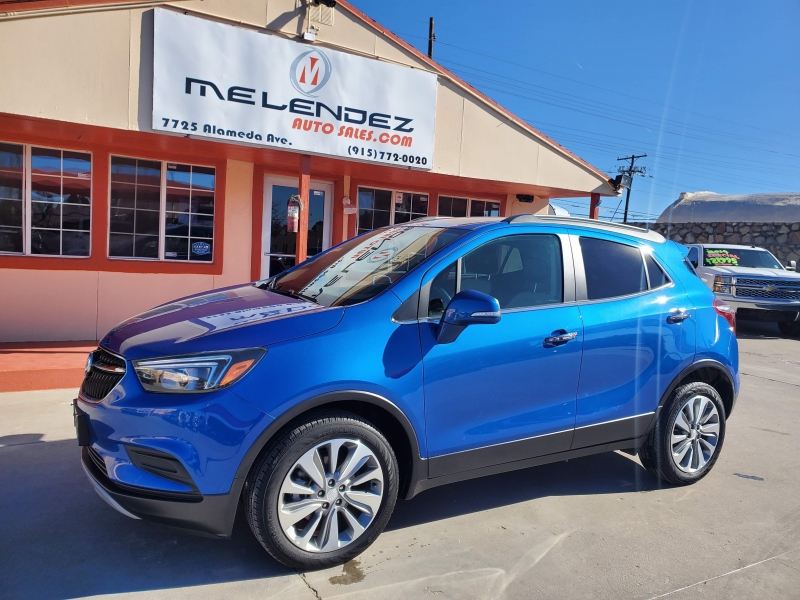 Buick Encore 2018 price $17,995
